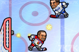 《热血冰球大战》游戏画面5