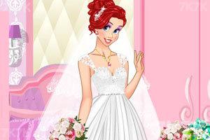 《公主一起结婚》游戏画面2