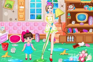 《庆祝母亲节》游戏画面2