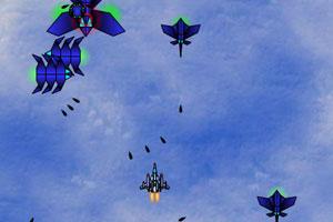 《X星入侵》游戏画面1