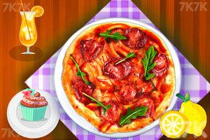 《奶酪披萨》截图2