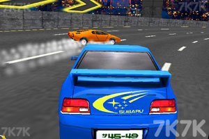 《3D超级竞速4》截图4