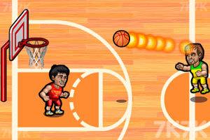 《狂怒籃球》游戲畫面3