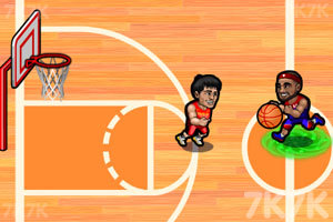 《狂怒籃球》游戲畫面2