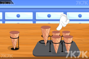 《女巫帽锥蛋糕》游戏画面4