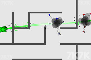 《坦克动荡2》游戏画面5
