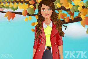 《时尚工作室的秋天》游戏画面1