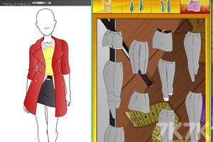 《时尚工作室的秋天》游戏画面4