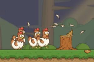 《史诗级老母鸡》游戏画面2