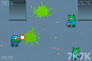 《击杀外星人》游戏画面4
