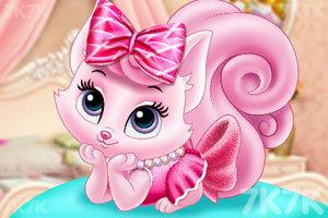 《公主和猫的生活》游戏画面3