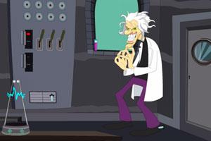《逃出疯狂科学家实验室》截图1