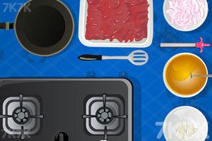 《制作美味玉米饼》游戏画面3