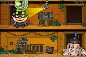 《鲍勃大盗3》游戏画面5