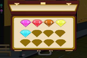 《山洞寻找钻石6》游戏画面1
