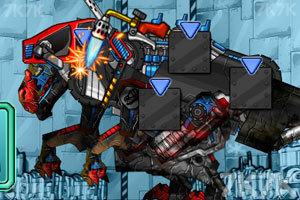 《修理机械暗黑霸王龙》游戏画面1
