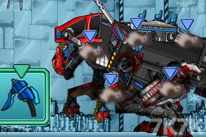 《修理机械暗黑霸王龙》游戏画面2