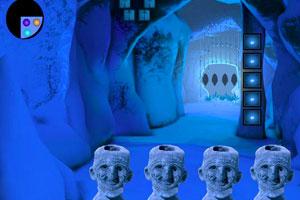 《逃离冰柱洞穴》游戏画面1