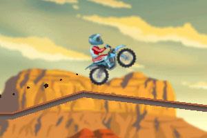《荒野摩托》游戏画面1