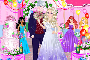 艾莎公主要结婚