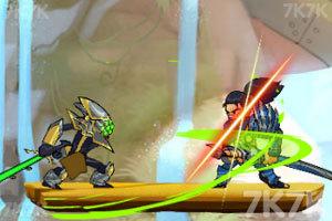 《先锋联盟v0.8》游戏画面2
