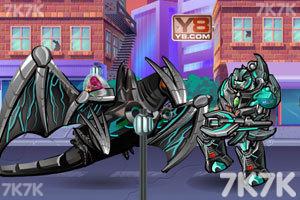 《狂暴重装机甲2无敌版》游戏画面5
