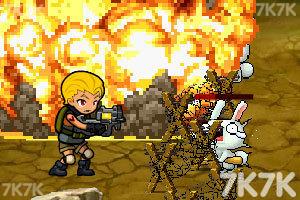 《英雄守望者无敌版》游戏画面2