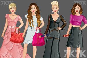 《时尚工作室的麦莉》游戏画面3