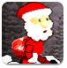 奔跑的圣誕老人