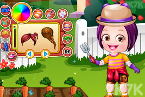 《可爱宝贝当园丁》游戏画面3