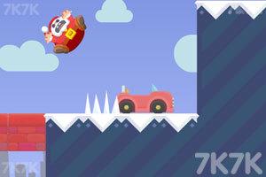 《圣诞老人快点跑4》游戏画面2