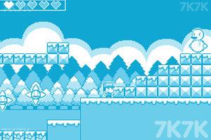 《爱在雪中》游戏画面1