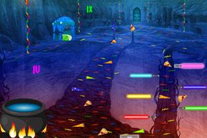 《女巫洞穴逃生》游戏画面1