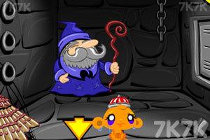 《逗小猴开心魔法世界》游戏画面2