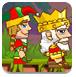 國王和王子回皇宮
