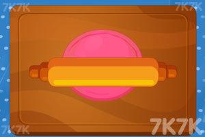 《厨师阿sue之松糕》游戏画面3