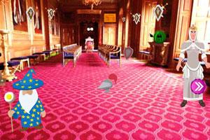 《逃离华丽的城堡》游戏画面1