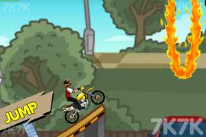 《摩托极限特技》游戏画面2