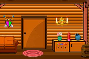 《救援受困的小女孩》游戏画面1