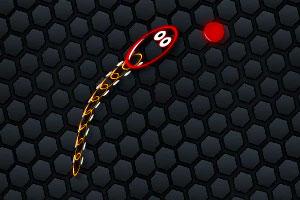 《暗黑贪吃蛇》游戏画面1