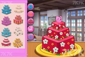 《十二生肖做蛋糕》游戏画面3