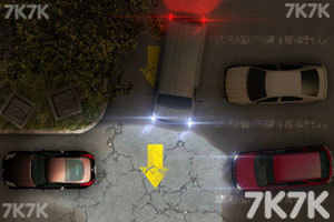 《老旧的停车场3无敌版》游戏画面3