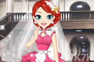 《公主的奢华婚礼服》游戏画面3