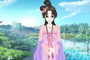 《穿越后宫的爱情》游戏画面1