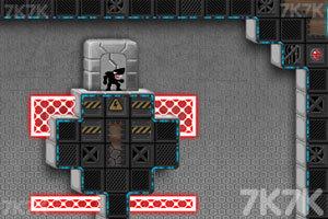《忍者鲨鱼》游戏画面2