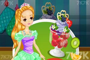 《公主的水果小屋》截图3