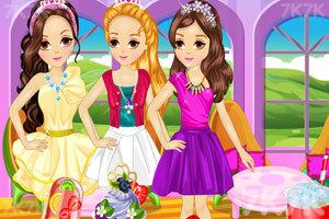 《公主的水果小屋》截图2