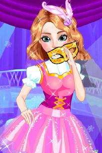 安娜的化装舞会