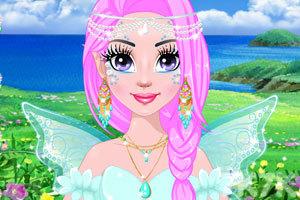 《可爱的春之精灵》游戏画面1