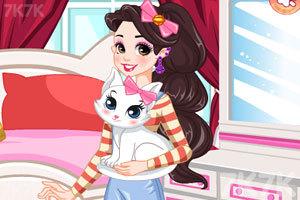 《小人鱼猫咪公主》截图2